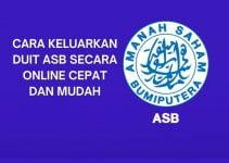 Cara Keluarkan Duit ASB Secara Online Dengan Penambahan Had Pengeluaran RM1000