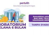 Cara Memohon Moratorium Public Bank, Maybank, CIMB, Bank Rakyat DLL 2021